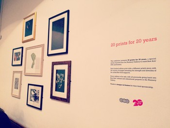 20 prints for 20 years image