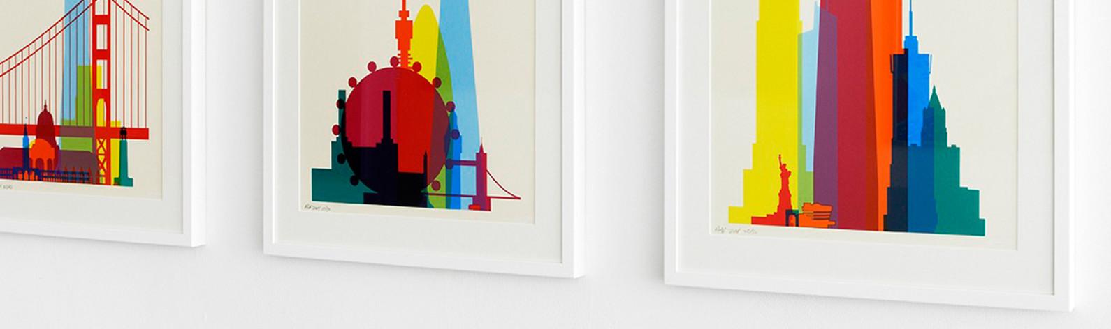 Photo and frame | Framed prints | Online frames » Point101